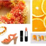 「パーソナルカラータイプ別・似合うオレンジの選び方」ブルーベースでも上手にオレンジを使う方法