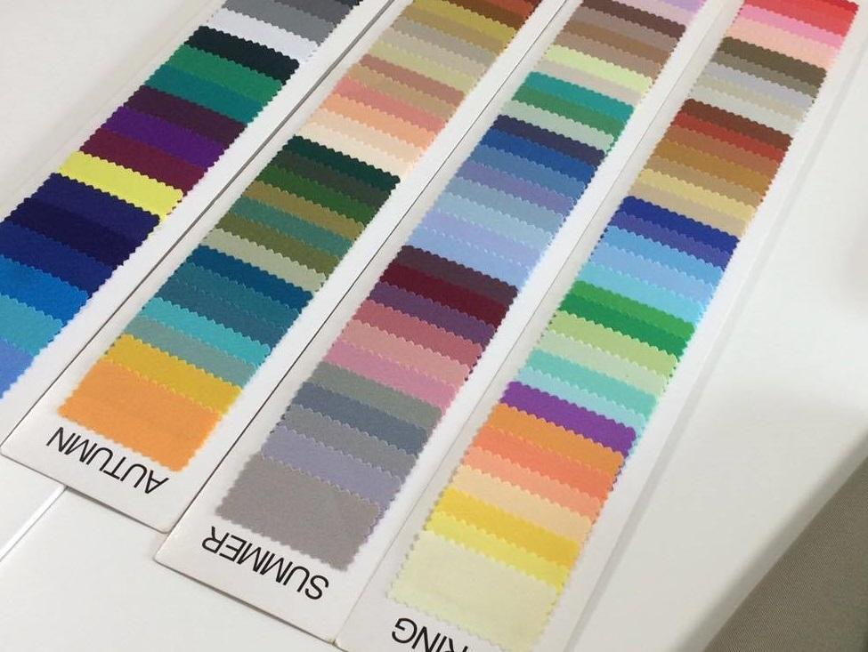 の は あなた カラー あなたに似合う色はこれ! タイプ別パーソナルカラー診断 フェリシモ